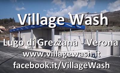 Impianto di lavaggio self service Grezzana - VR