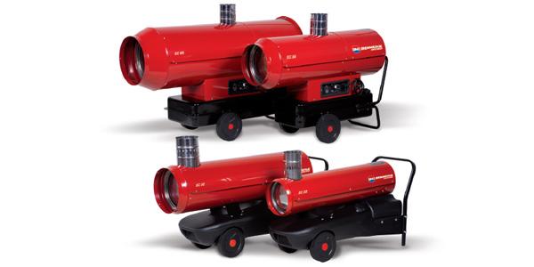 Generatori mobili a combustione indiretta – EC