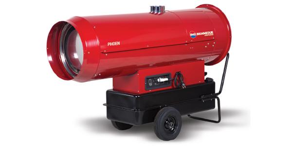Generatori mobili a combustione indiretta PHOEN