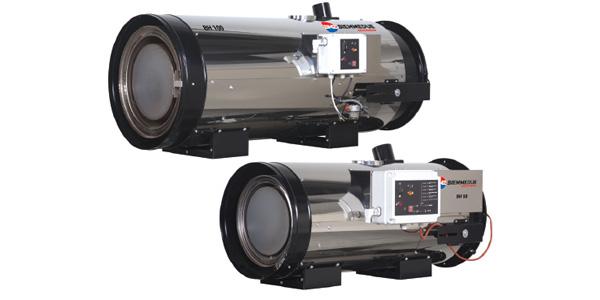 Generatori sospesi a gas in bassa pressione – BH