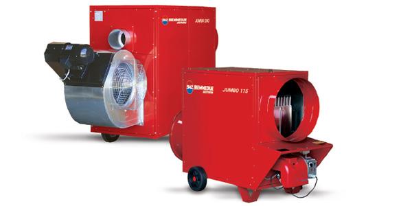 Generatori a carrello di grande portata JUMBO